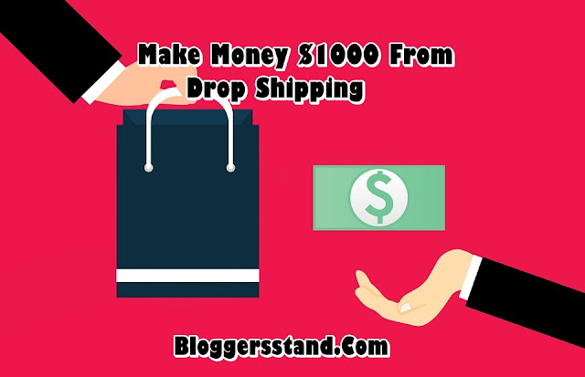 How To Make Money From Drop Shipping Program