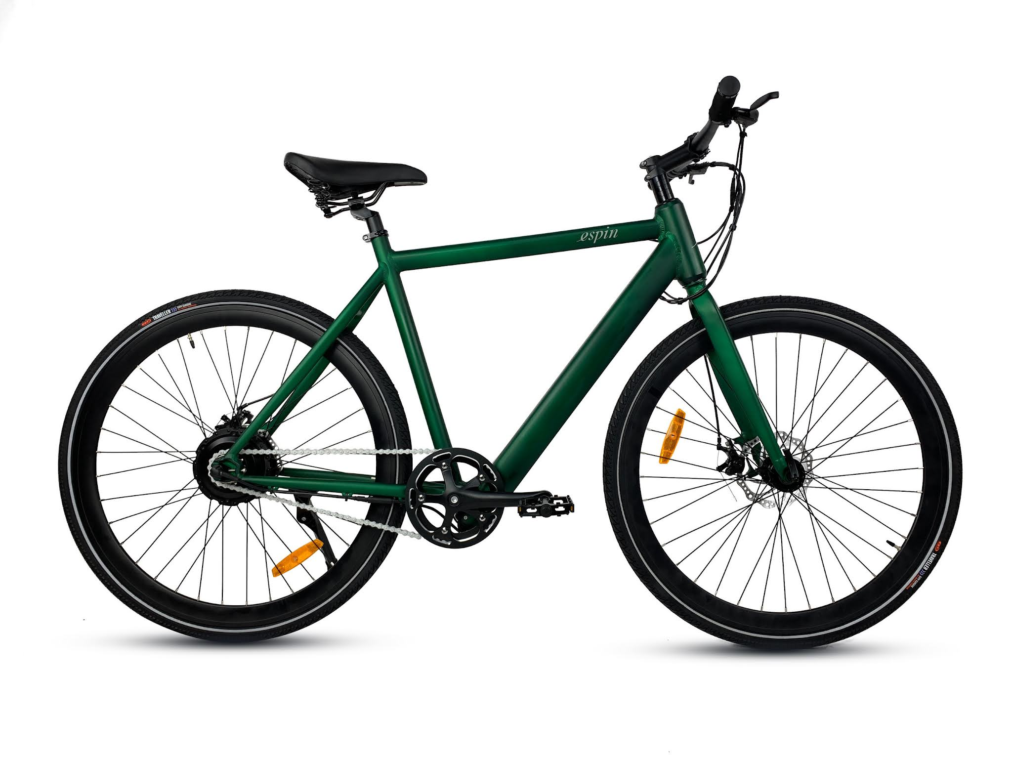 Designed for the Modern Cyclist, Espin Announces a Limited Release of Aero, Fixed Gear Styled e-Bike for City Commuting