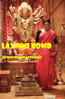 First_Look_Laxmmi_Bomb