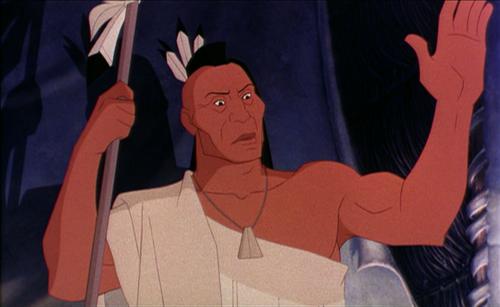 Disney Daze: Pocahontas