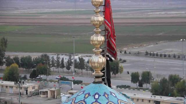 Jamkaran mosque in Qom