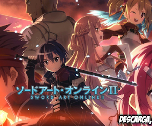 Sword Art Online Season 2 24/24 + Especiales Audio: Japones Sub: Español Servidor: MediaFire