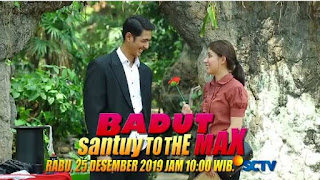 Pemain ftv Badut Santuy to the Max