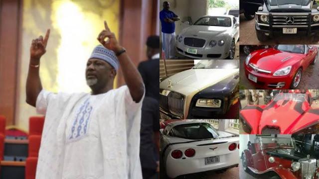 I am still praying to buy more cars - Senator Dino Melaye