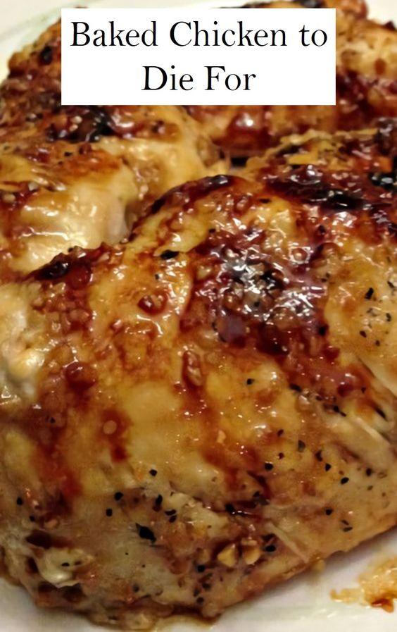★★★★★ 3455 Ratings : Baked Chicken to Die For #Instantpot #Bangbang #Shrimp #Pasta #vegan #Vegetables #Vegetablessoup #Easydinner #Healthydinner #Dessert #Choco #Keto #Cookies #Cherry #World #foodoftheworld #pasta #pastarecipes #dinner #dinnerideas #dinnerrecipes #Healthyrecipe #Pastarecipe #Pizzarecipe #salad