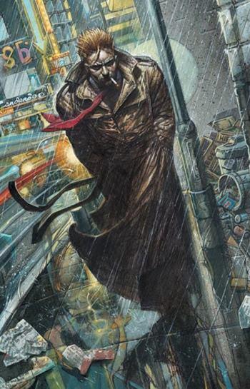 John Constantine es el hechicero de DC