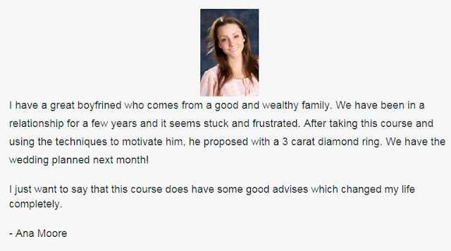 Marry a Wealthy Man in 1 Year Online Course PDF Nina review SCAM OR LEGIT