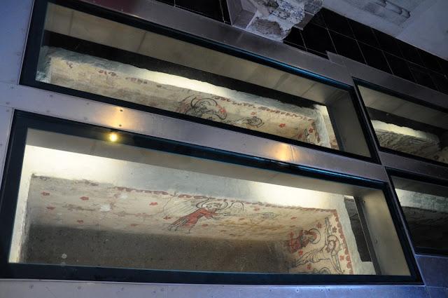 Brugia - XIV wieczne pochówki w katedrze