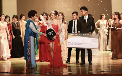Grand Finale Miss Zofa 2018
