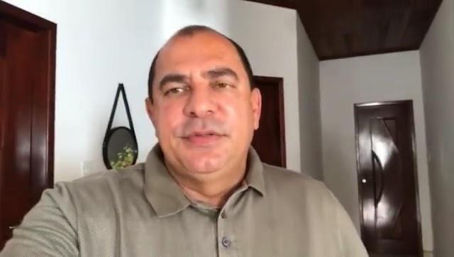 """Prefeito de Esplanada comenta sobre primeiros meses de gestão e lamenta atitudes do ex-gestor: """"falta de responsabilidade"""""""