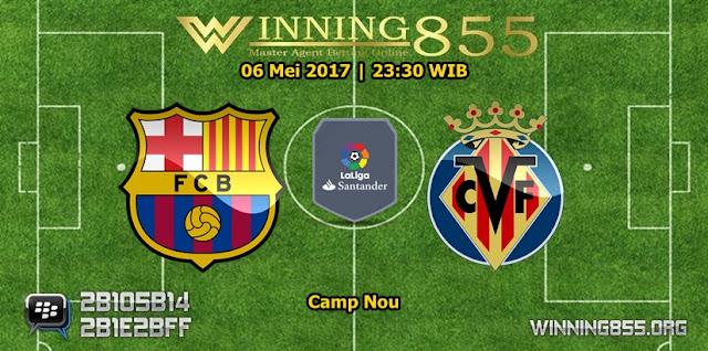 Prediksi Skor Barcelona vs Villarreal