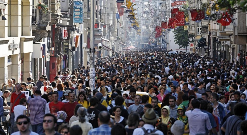 Hızlı nüfus artışı doğal çevreyi olumsuz etkiliyor!