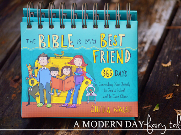 Grow Closer To God in the New Year with The Bible Is My Best Friend 365 Days {A Review & Giveaway} #FCBlogger