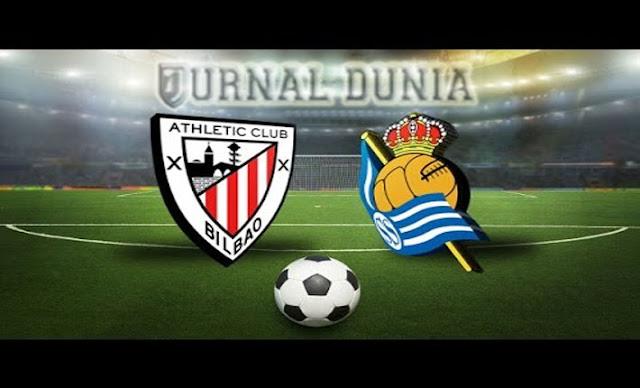 Prediksi Athletic Bilbao Vs Real Sociedad, Kamis 31 Desember 2020 Pukul 20.00 WIB