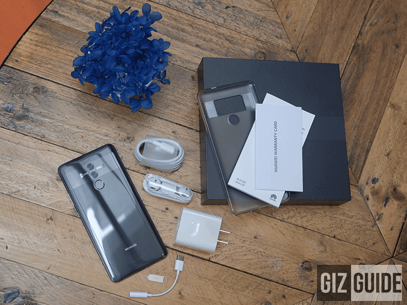 Huawei Mate 10 Pro unboxed!