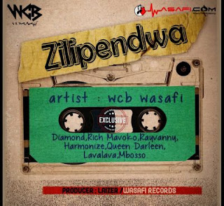 Diamond Platnumz (WCB Wasafi Artists) - Zilipendwa