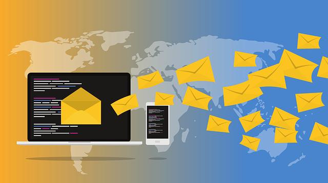 Cara Mengirim Pesan Melalui Email Gmail dan Yahoo Menggunakan HP