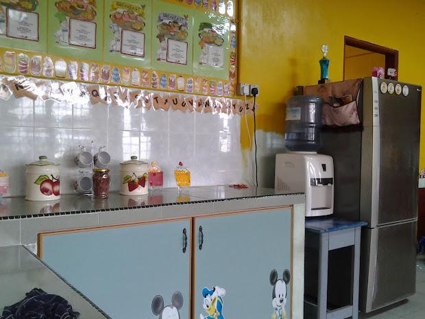 Gambar Hiasan Dapur Prasekolah