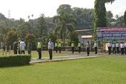 Apel Gelar Pasukan Ops Ketupat Samrat Dipimpin Bupati FDW