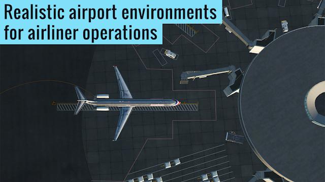 X-Plane Flight Simulator Hileli APK v11.0.1