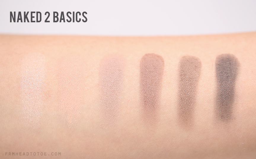 Naked Basics Eyeshadow  Palette by Urban Decay #21