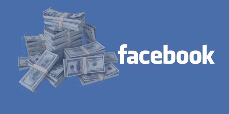 Ways to earn from facebook