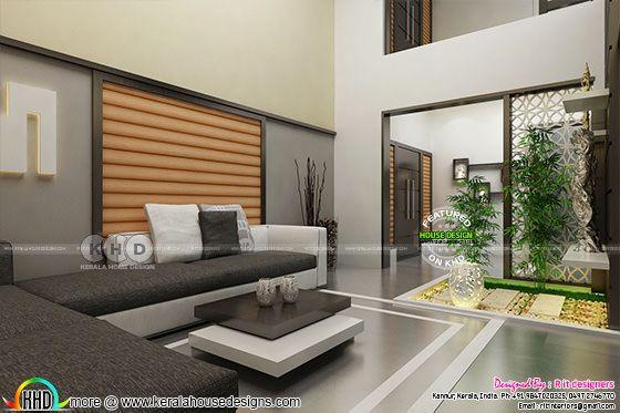 Kerala interior design February 2018