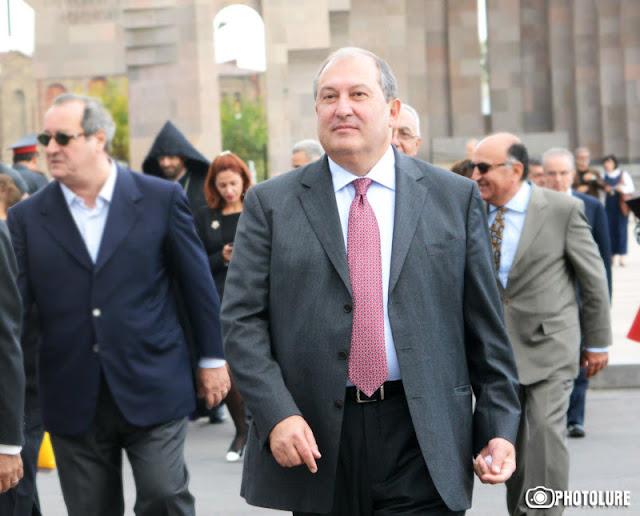 Sargsyan: La estabilidad de Artsaj está por encima de todo