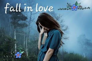 a girl fall in love whatsapp dp hd image