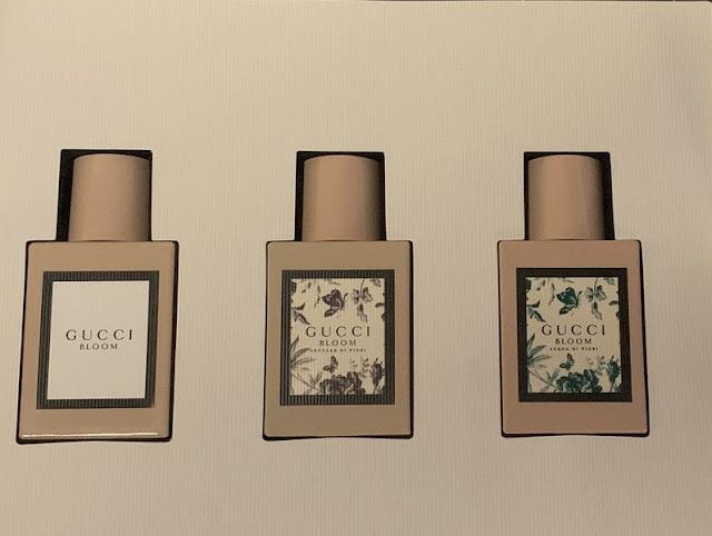 Gucci Bloom Parfüm Set - Ein perfekter Duft für den Alltag