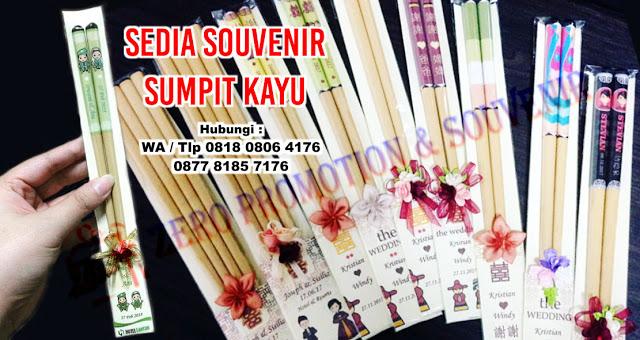 Souvenir Pernikahan Sumpit Kayu, Sumpit Kayu Cina, Sumpit bambu, Souvenir Sumpit Kayu Premium Class Unik