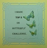 Butterfly Challenge - Top 3