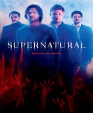 Supernatural 1ª á 14ª Temporada – Torrent (2016) HDTV - 1080p - 720p Dublado - Legendado