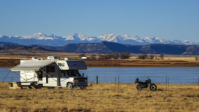 Overnight Stay at Springer Lake Wildlife Area, New Mexico