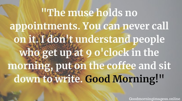 good morning images with quotes in english
