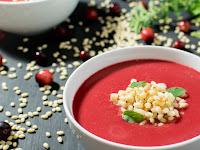 Resep Masakan Enak Soup Cranberry Barley