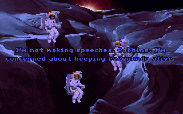 The Dig Captura de pantalla 6