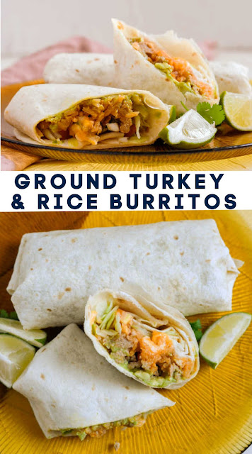 These great burritos have layer after layer of flavor. They are a great hearty dinner filled with so much homemade goodness.