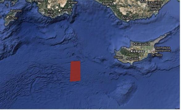 Οι Τούρκοι στέλνουν το ερευνητικό Oruc Reis δυτικά της Κύπρου