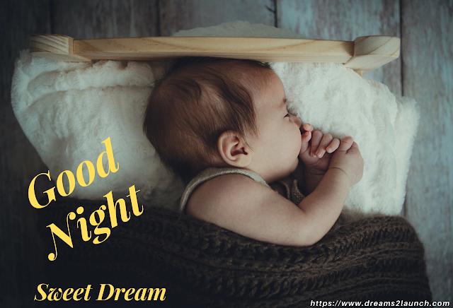 good night my baby