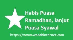 Tata Cara Melaksanakan Puasa Syawal Setelah Idul Fitri