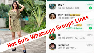 Call girls whatsapp group links In 2019