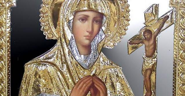 Икона Божией матери, которая исцеляет любые болезни и искореняет бедность