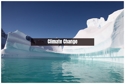 Climate Change and Causation of ice Fracture in Greenland