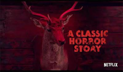 Depois de Il Legame, Terror Italiano Regressa em Força à Netflix Com A Classic Horror Story. Descubra o Trailer
