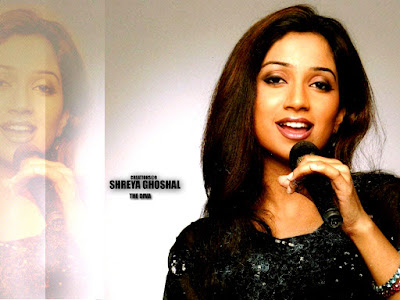 Sonu Nigam & Shreya Ghoshal hd wallpaper