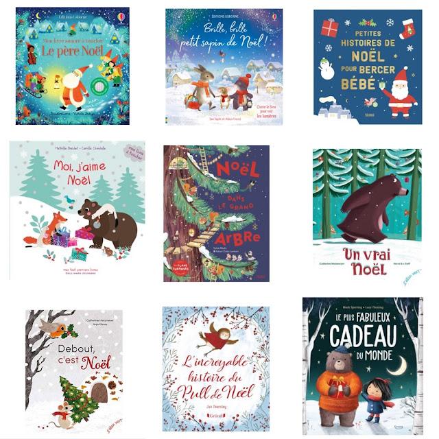 Noël 2020 : Des livres pour enfants à partir de 2 ans !