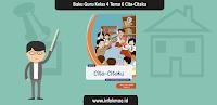 Buku Guru Kelas 4 Tema 6 Cita-Citaku K13 Revisi 2017