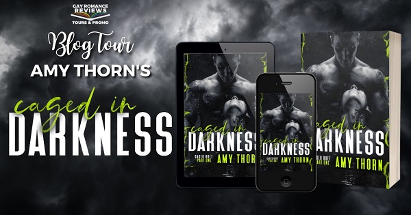 Blog Tour. Amy Thorn's Caged in Darkness.