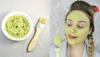 Cara Membuat Masker Alpukat Untuk Rambut Dan Wajah